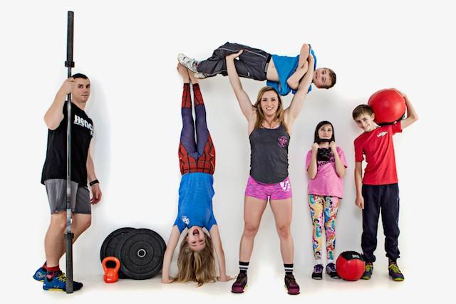 Cathy Wilson UK CrossFit Athlete